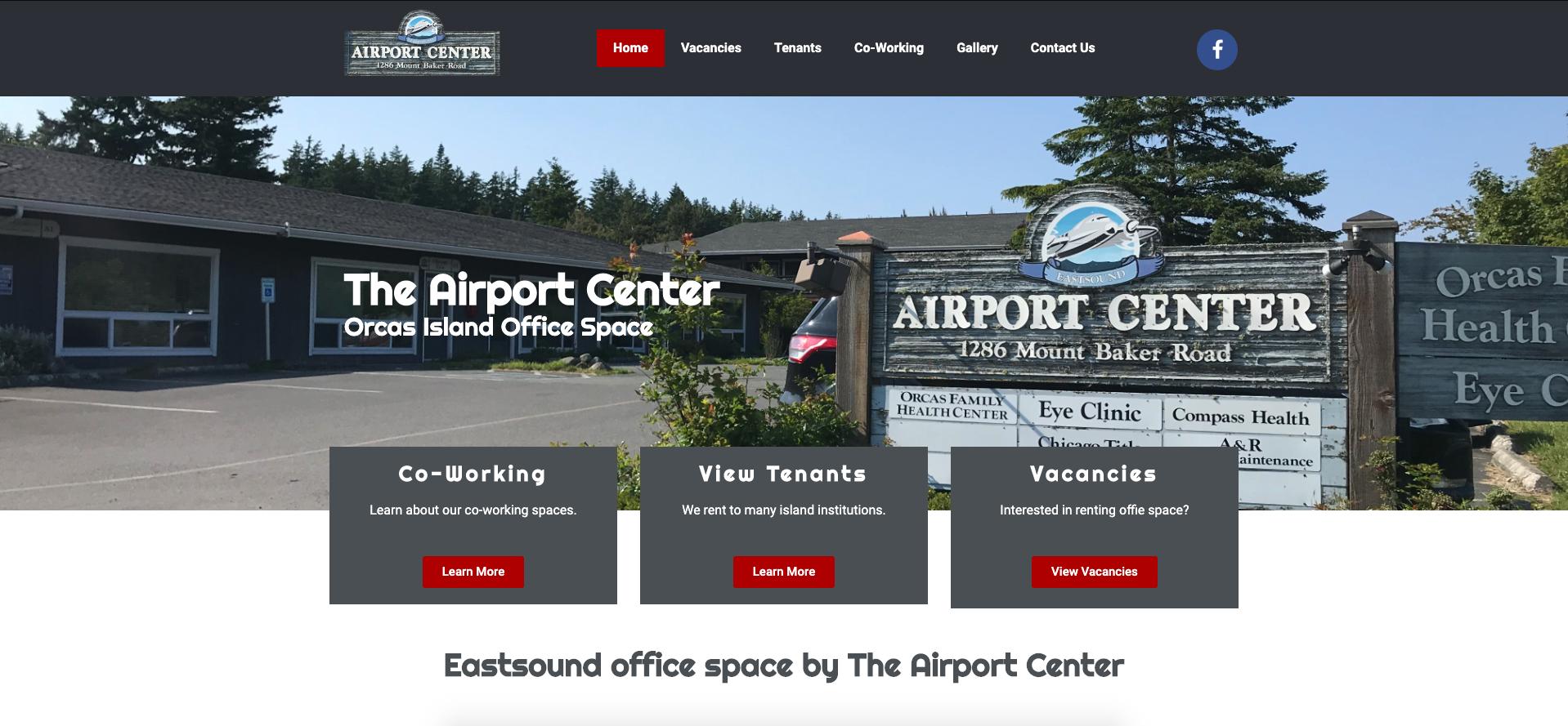 Eastsound Airport Center